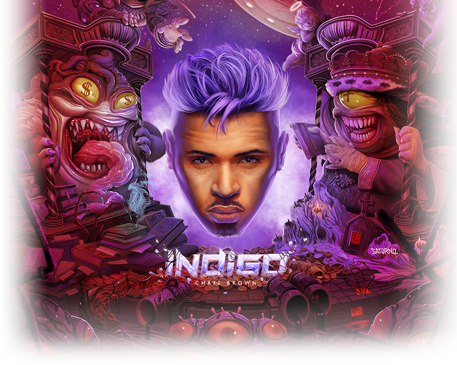 Chris Brown - Indigo | Official Website